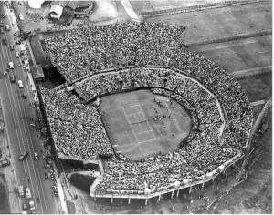 Kooyong Tennis Stadium 1946